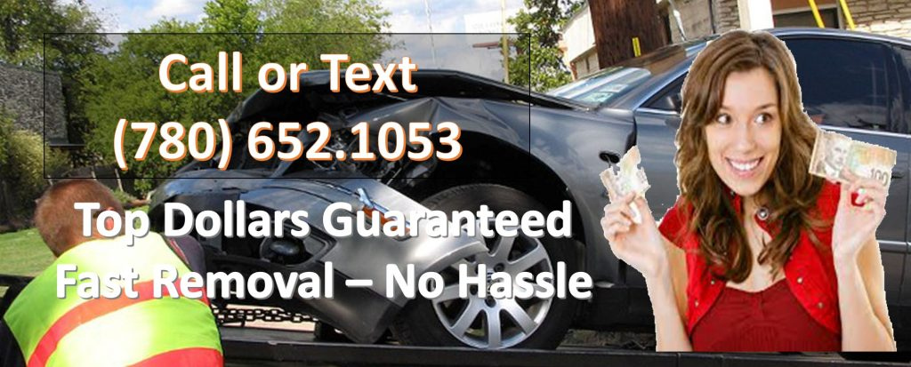 Damage Car Buyer Edmonton