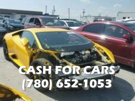 SELL YOUR JUNK CAR FOR TOP DOLLAR NOW IN EDMONTON!