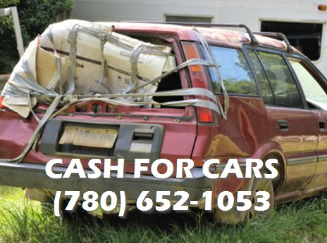 Cash For Junk Cars in Sherwood Park, Alberta