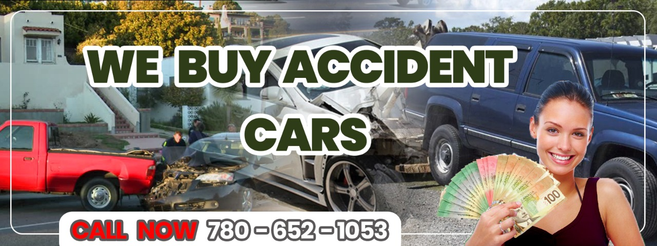 We Buy Cars That Have Been In An Accident